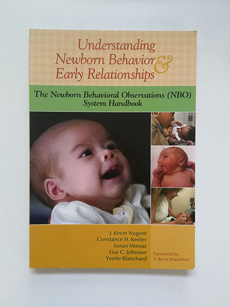 Newborn Behavioural Observations NBO Brazelton Centre UK